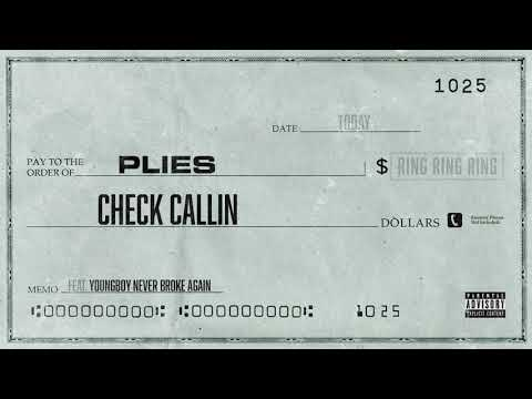 Xxx Mp4 Plies Check Callin Feat Youngboy Never Broke Again Official Audio 3gp Sex
