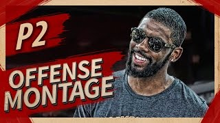 Kyrie Irving SICK Offense Highlights Montage 2016/2017 (Part 2) - BEST Handles In The Game!