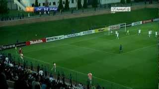 Uzbekistan vs Iran - 2014 FIFA World Cup qualification - AFC 4th Round