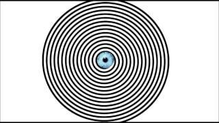 Hipnose para mudar a cor dos olhos para azul ceu