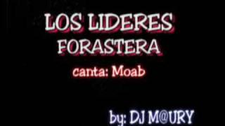 Los Lideres - Forastera
