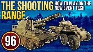 War Thunder: The Shooting Range   Episode 96