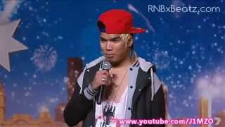 Genesis (Beatboxer) - Australia's Got Talent 2012 Audition! - FULL