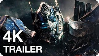 TRANSFORMERS 5 THE LAST KNIGHT Teaser Trailer 4K UHD (2017) Michael Bay Movie