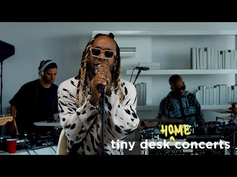 Ty Dolla ign Tiny Desk Home Concert