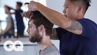 How to Style Your Bangs - Best Hairstyles for Men - Details Magazine