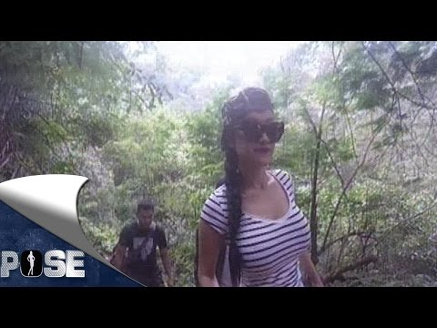 Julia Perez Mendaki Gunung - Pose (13/10)