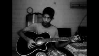 Jiboner Uthshob - SHUNNO | Acoustic Cover (Guitar + Vocals)