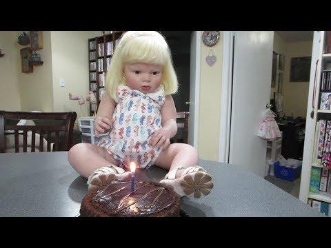 Xxx Mp4 Reborn Toddler Grace S Birthday Doll Break Ep 669 3gp Sex