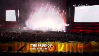 The Prodigy -  Wild Frontier Live @ Rock am Ring 2015