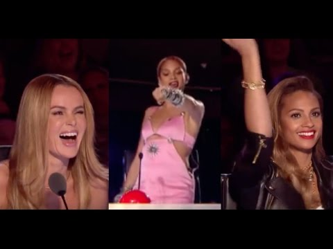 TOP 5 Unexpected Funny Dance Acts On Britain s Got Talent
