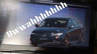 Dyno tuning Honda Accord Euro CL9