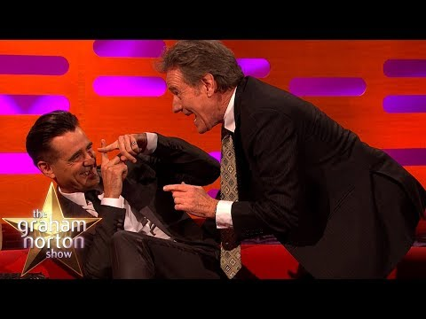 Bryan Cranston Got Caught Having Sex In A Tunnel In The Alps The Graham Norton Show