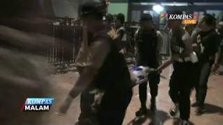Polisi Amankan Seorang Suporter dari Keroyokan Massa