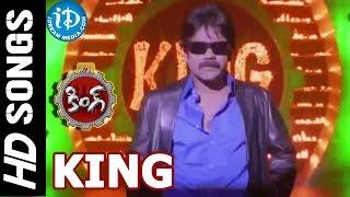 King Title Video Song - King Telugu Movie || Nagarjuna Akkineni || Trisha Krishnan || Srihari