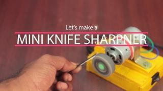 Easy Knife sharpener
