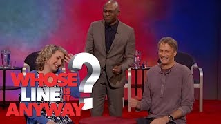 Tony Hawk on a Tinder Date | Whose Line is it Anyway?