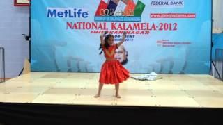 UUKMA Kalamela 2012 - BMA Juniors Single Cinematic Dance (Ann Mary Jojo)