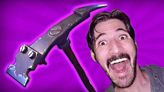 Fortnite Pickaxe in REAL LIFE
