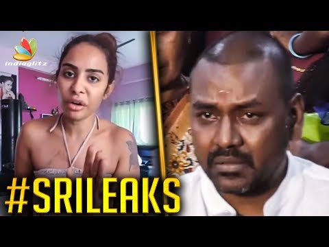 Xxx Mp4 Sri Reddy S Tamil Leaks Accuses Raghava Lawrence Casting Couch Hot News 3gp Sex