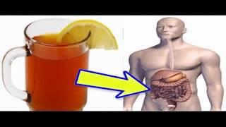 هل تعلم ماذا يفعل كوب من الشاي مع الليمون في جسم الإنسان   لن تصدق