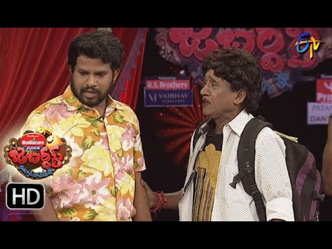 Xxx Mp4 Hyper Aadi Raijing Raju Performance Jabardsth 22nd June 2017 ETV Telugu 3gp Sex