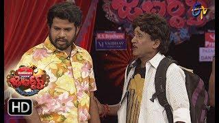 Hyper  Aadi Raijing Raju Performance | Jabardsth | 22nd June 2017 | ETV  Telugu