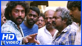 Kayal Tamil Movie - Anandhi is forced to kill Chandran
