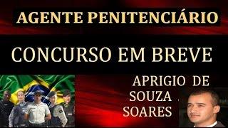 CONCURSO- AGENTE PENITENCIÁRIO- 2015