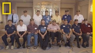 Sinking in Shark-Infested Waters: WWII Survivors Recall Navy Disaster | National Geographic