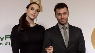 Chanel Preston and James Deen 2018 XBIZ Awards Red Carpet
