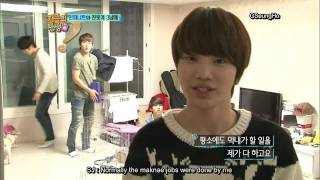 [ENG] BIRTH OF A FAMILY EP3 Part 1/2 [INFINITE CUTS]