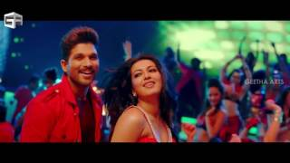 Private Party  Full Video Song    Sarrainodu     Allu Arjun , Rakul Preet, Cathe