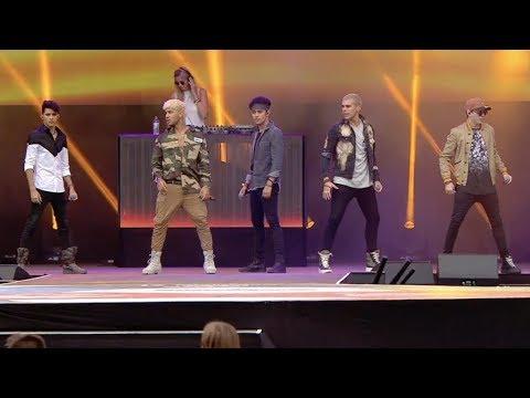 Xxx Mp4 CNCO Se Vuelve Loca Live From Norway Cup 2018 3gp Sex