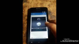 how to bypass google account on Hisense u601s