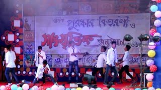 ICOD's Epic Dance Performed by the students of BAF Shaheen College Chittagong.HSC batch[2015-2017]