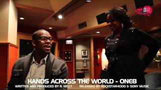 Hands Across the World - R. Kelly & ONE8 (Official Music Video HD)