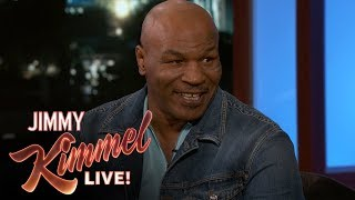 Mike Tyson on Mayweather McGregor Fight