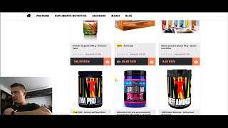 Cumpar Suplimente Online...Cumpar LIVE, comparam pret produse etc