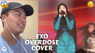 Shila Amzah 茜拉 《LOVE》Live Concert in Malaysia - Overdose (EXO) Reaction
