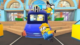 Despicable Me - Minion Rush : Worker Minion In Races & Events Time-Attack