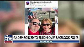PA Dem Forced to Resign Over Controversial Facebook Posts