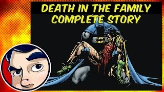 "Batman & Robin ""Death In the Family"" - Complete Story 