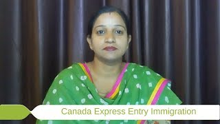 Canada Express Entry Immigration - How Express Entry works