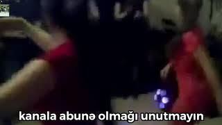 Dağıstanlı Qız Azəri toyunda LEZGİNKA oynadı