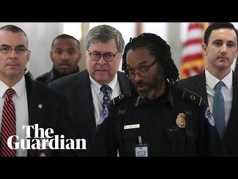 Xxx Mp4 US Senate Holds Confirmation Hearing For William Barr Watch Live 3gp Sex