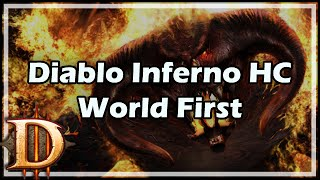 [Diablo 3] Kripp & Krippi vs Diablo - Inferno Hardcore World First (Barb PoV)