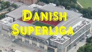 Danish Superliga  Stadium 2016 2017