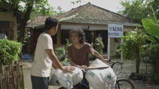 SINEMA WAJAH INDONESIA SARJANA KAMBING