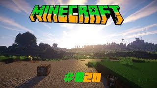Let's play Minecraft #020 - Irgendwas ist anders :D [HD][German]
